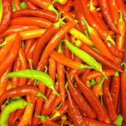 Hot Fajita -chili